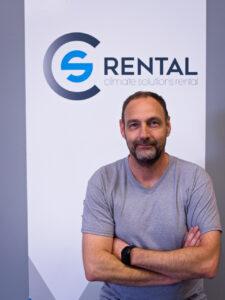 CS Rental Peter van As