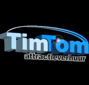 LOGO attractieverhuur TimTom